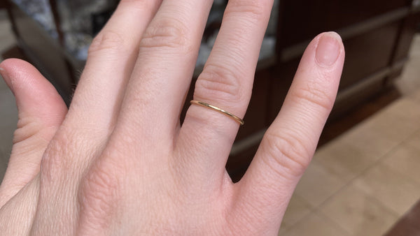 Why is my gold jewelry turning my skin black?
