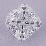 0.90 Carat E-VS1 Cushion Modified Brilliant Premium Ideal Cut Natural Diamond - GIA Loose Diamond Princess Bride Diamonds
