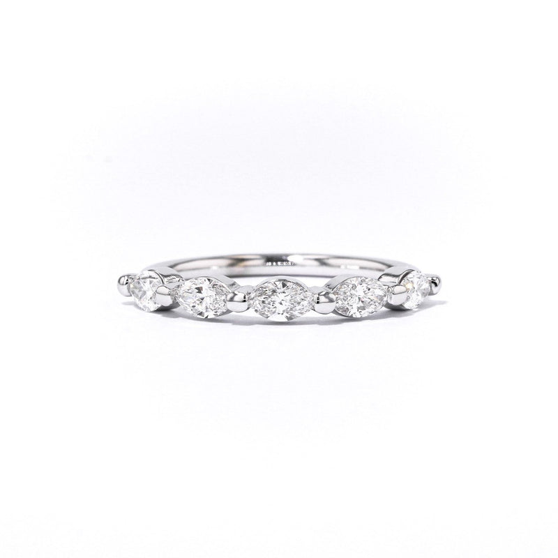 5 Marquise Floating Diamond Ring Ring Princess Bride Diamonds