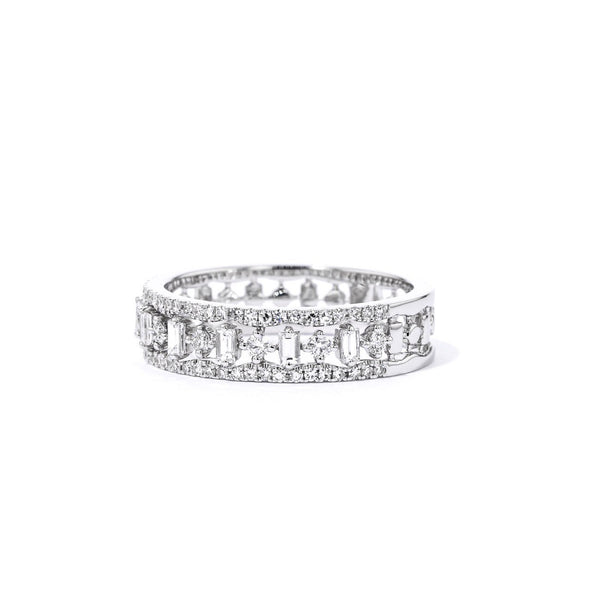 Aika Diamond Ring Ring Princess Bride Diamonds
