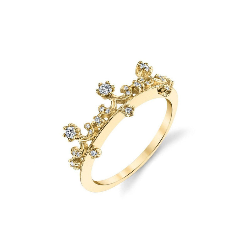 Anastasia Diamond Ring BD3902A Ring Parade Design