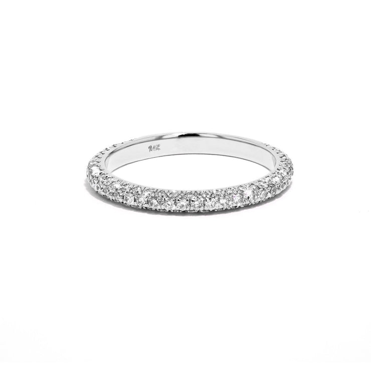 Christina Diamond Diamond Ring Ring Princess Bride Diamonds 3 14K White Gold