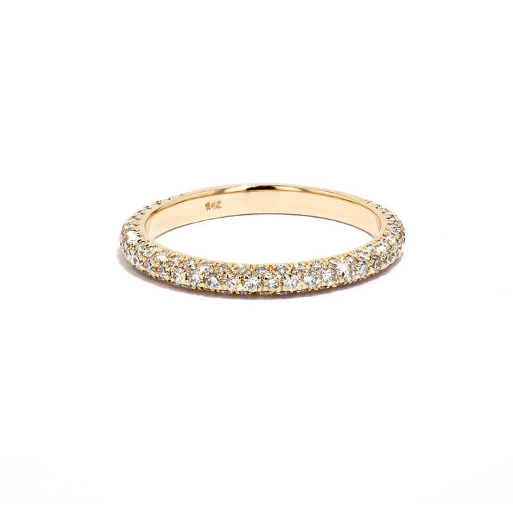 Christina Diamond Diamond Ring Ring Princess Bride Diamonds 3 14K Yellow Gold