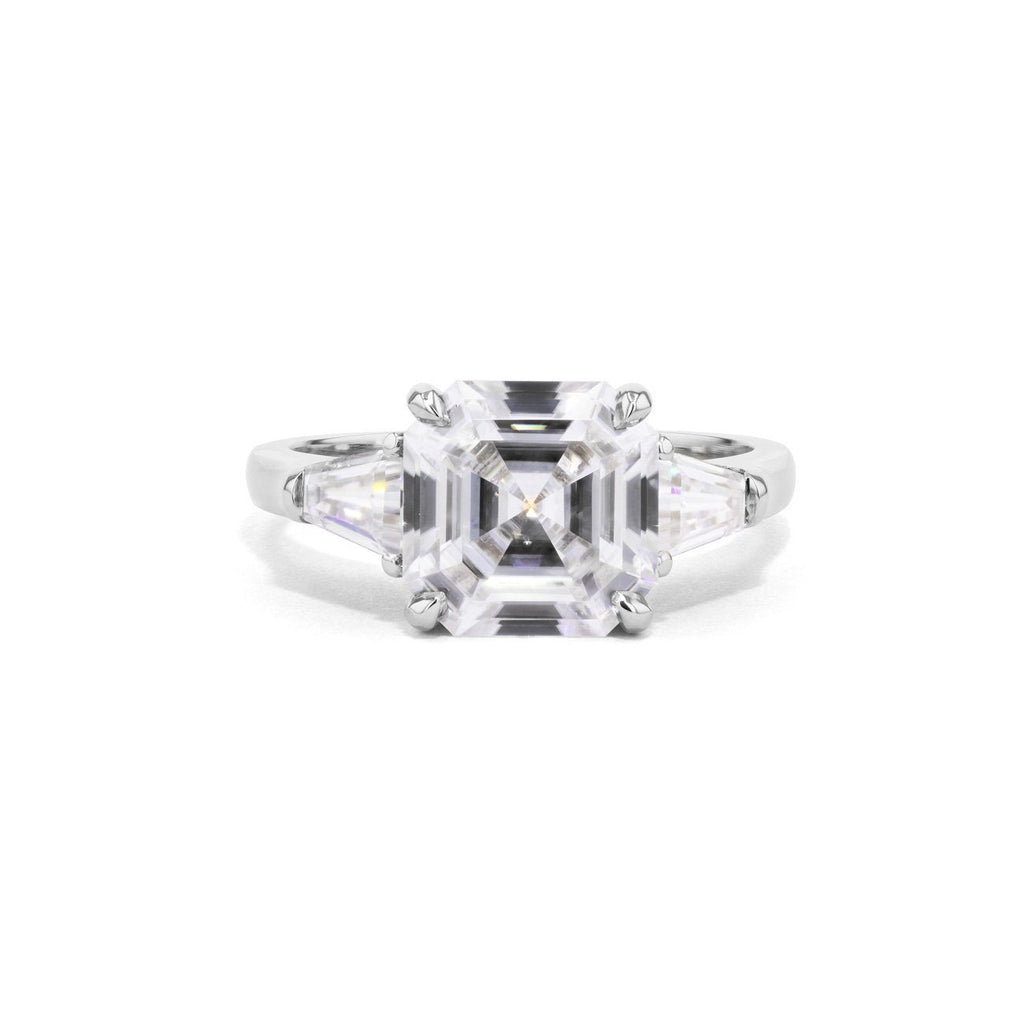 Emma Asscher Engagement Rings Princess Bride Diamonds 3 14K White Gold