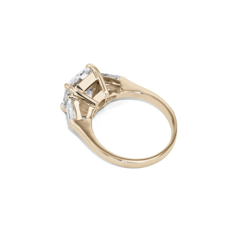 Emma Asscher Engagement Rings Princess Bride Diamonds
