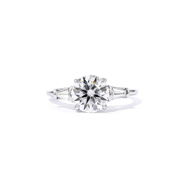 Emma Round Engagement Rings Princess Bride Diamonds