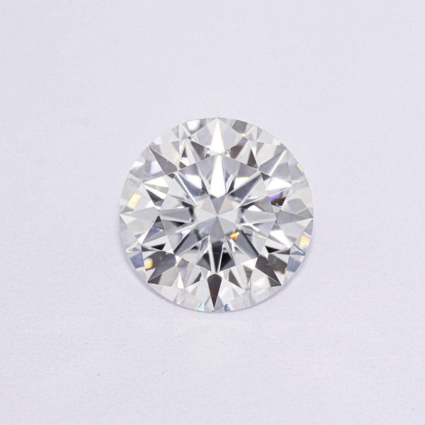 Forever One Hearts & Arrows Round Moissanite Gemstone Loose Gemstones Charles & Colvard