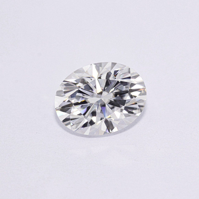Forever One Oval Moissanite Gemstone Loose Gemstones Charles & Colvard