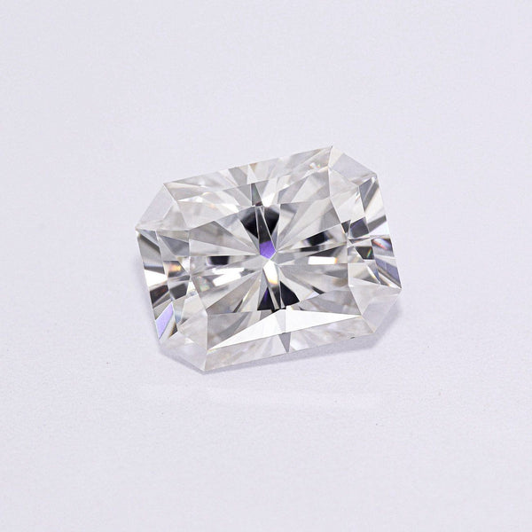 Forever One Radiant Moissanite Gemstone Loose Gemstones Charles & Colvard