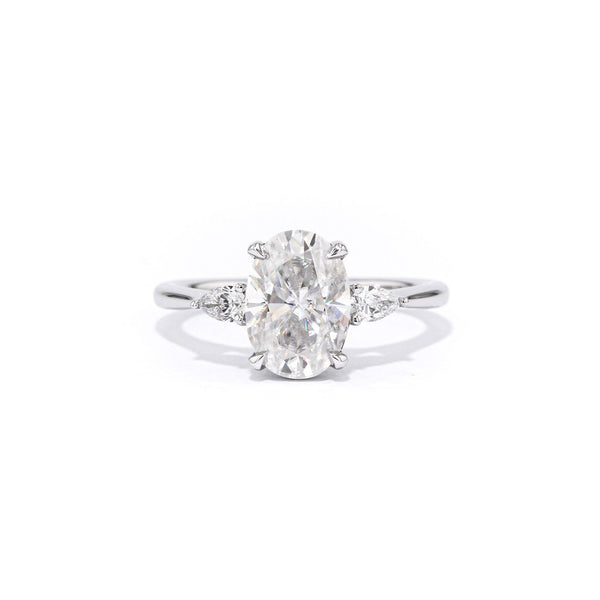 Gracie Oval Engagement Rings Princess Bride Diamonds