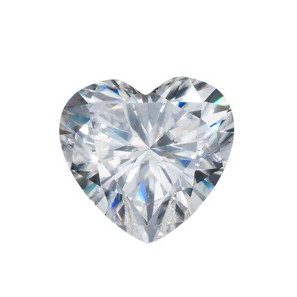 Heart Harro Gem Moissanite Harro Gem