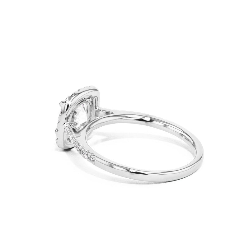 Lynn Cushion Engagement Rings Princess Bride Diamonds