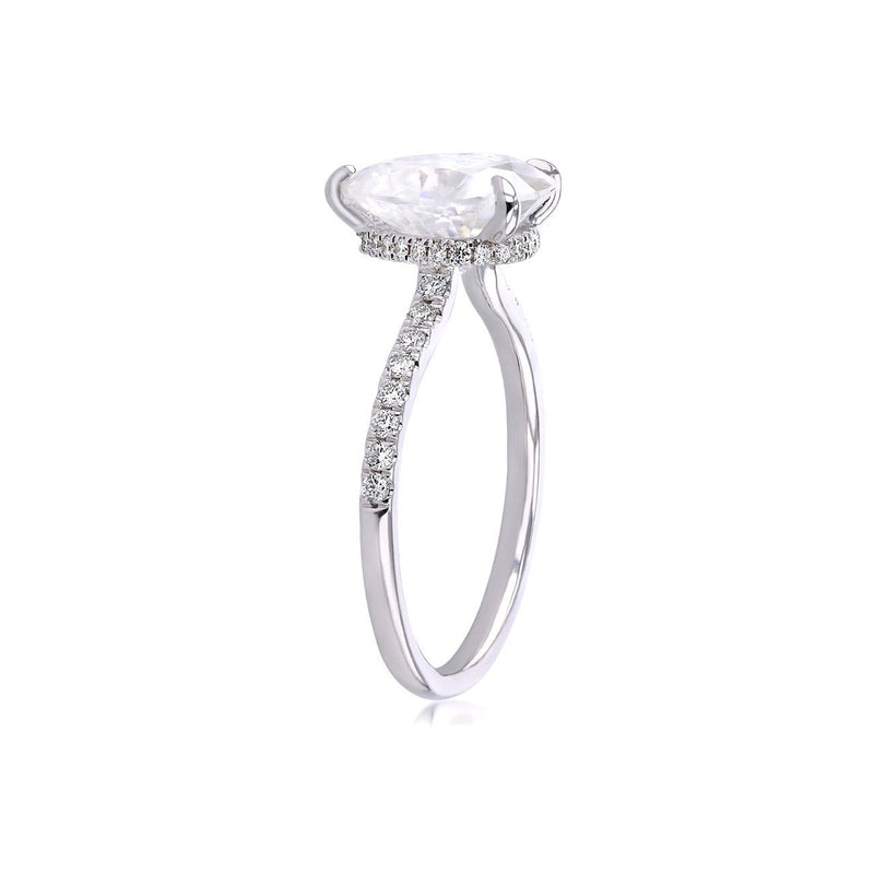 Nicole Pear Engagement Ring Engagement Rings Princess Bride Diamonds