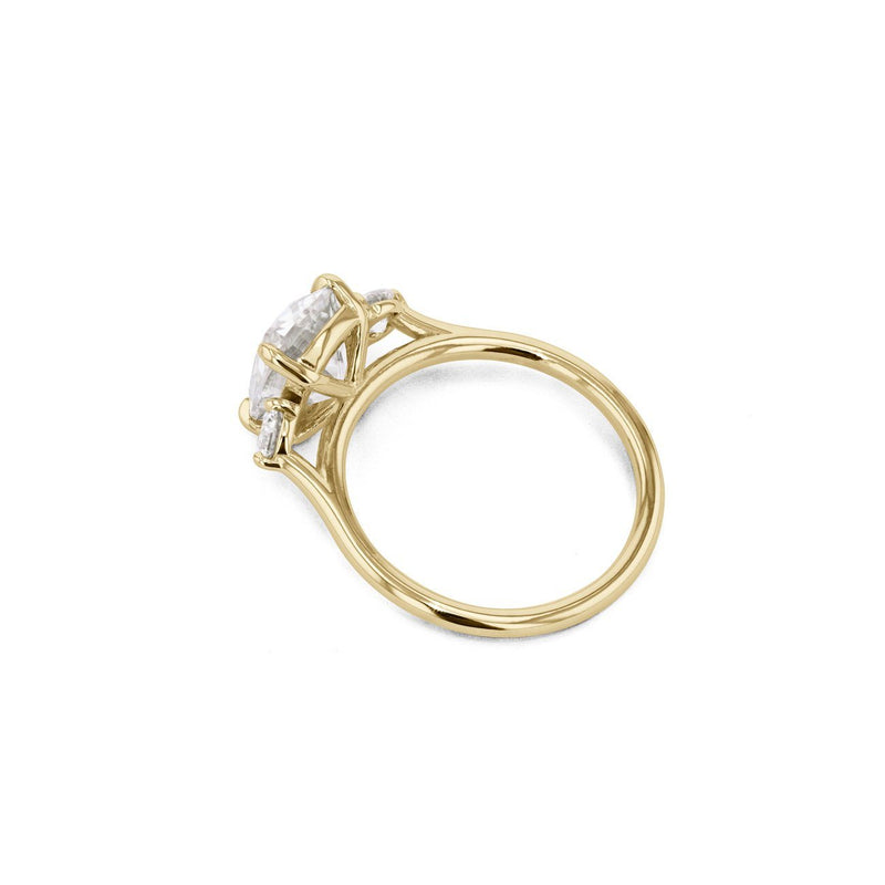 Rachel Cushion Engagement Rings Princess Bride Diamonds