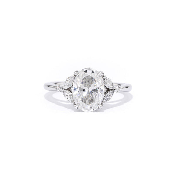 Sarah Oval Engagement Rings Princess Bride Diamonds