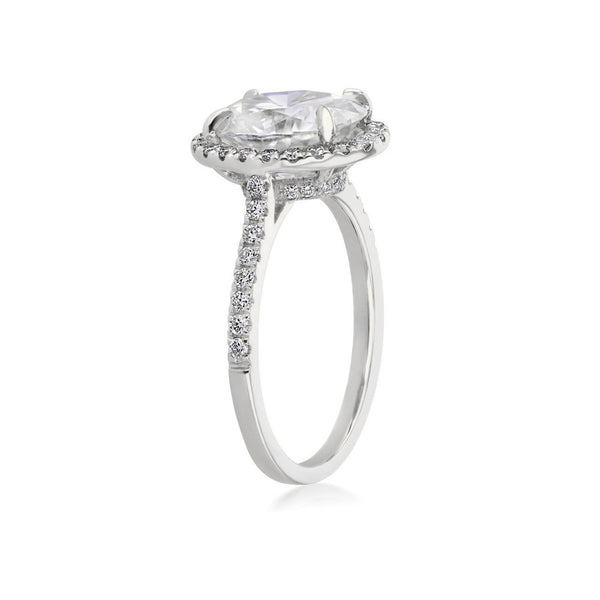 Scarlett Oval Engagement Rings Princess Bride Diamonds