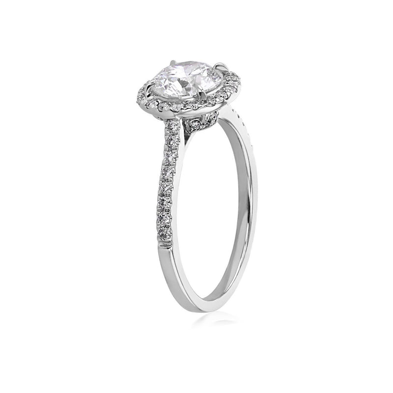 Scarlett Round Engagement Rings Princess Bride Diamonds