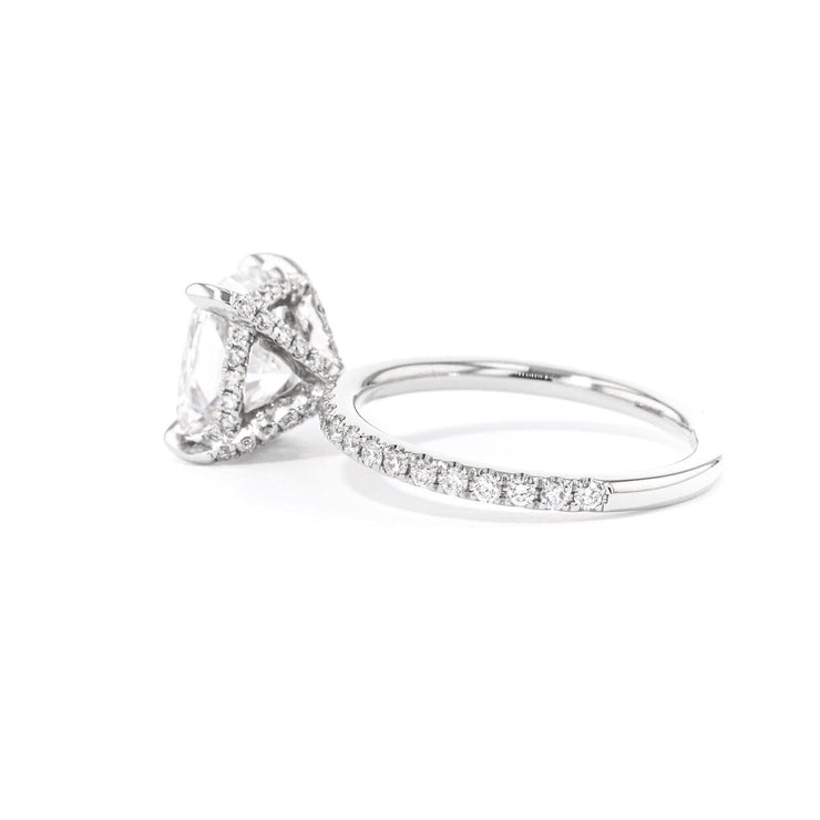 Shelby Cushion 2.0 Engagement Rings Princess Bride Diamonds