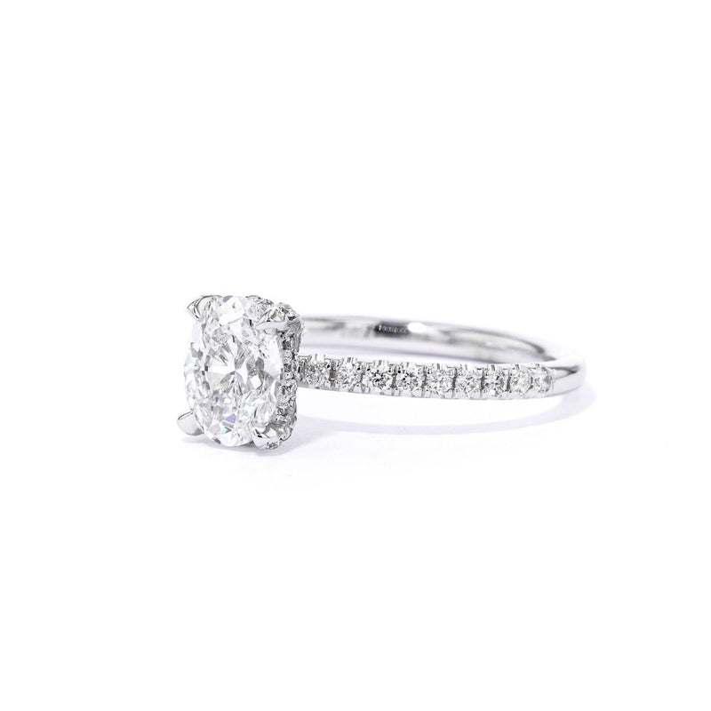 Shelby Oval 2.0 Engagement Rings Princess Bride Diamonds