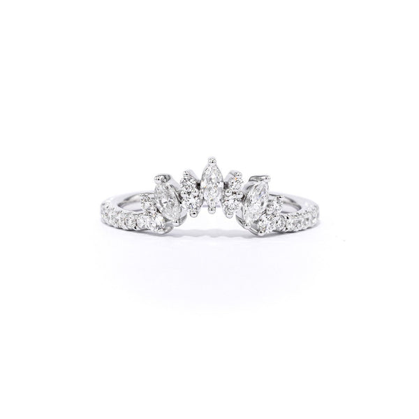 Star Filter Diamond Ring Ring Princess Bride Diamonds