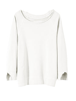 Luka Scoop Neck Sweatshirt