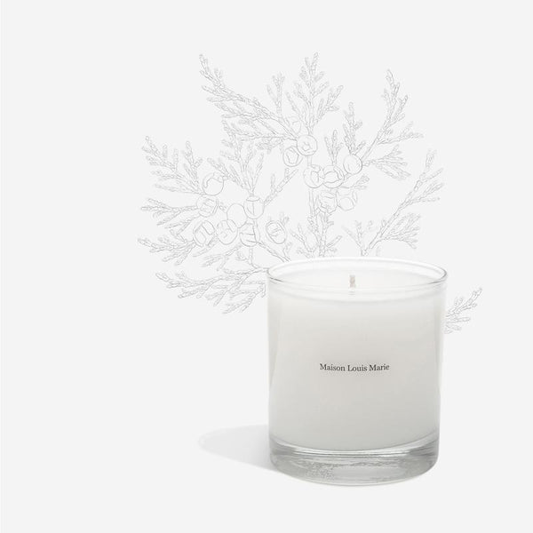 No.02 Le Long Fond Candle