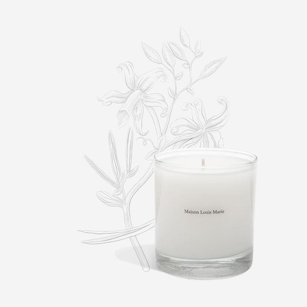 No.03 L'Etang Noir Candle