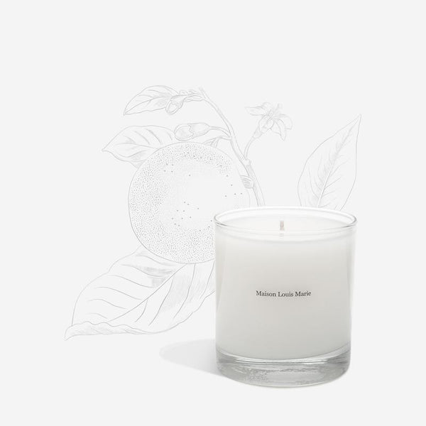 No.09 Vallee De Farney Candle