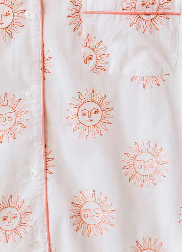 Sunrise Short Sleep Set