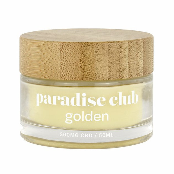 Golden After Sun Turmeric Body Balm