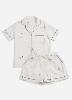 Daughters of Triton Short Sleep Set