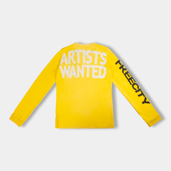 Art Wanted Super Vintage Long Sleeve T-Shirt