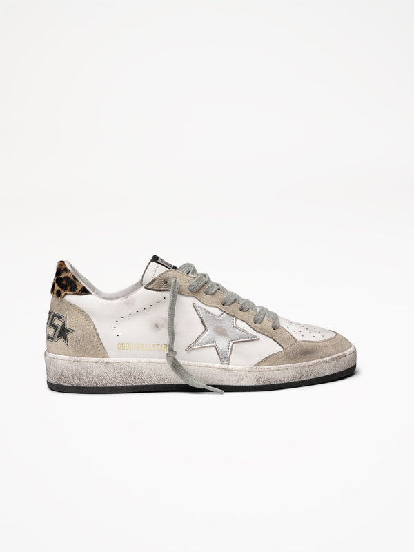 Ball Star Pearl Suede Sneakers