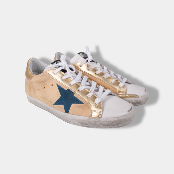 Superstar Golden Sneakers