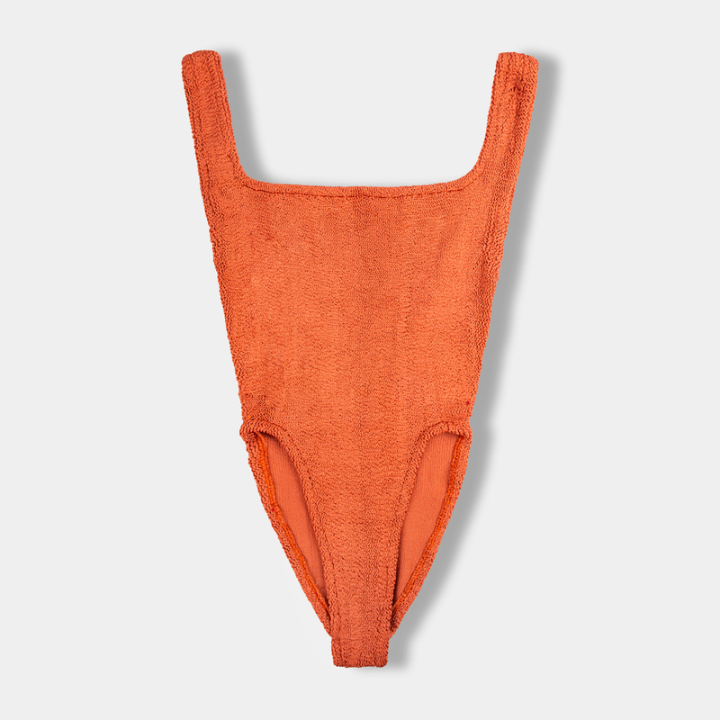 Classic Square Neck One Piece