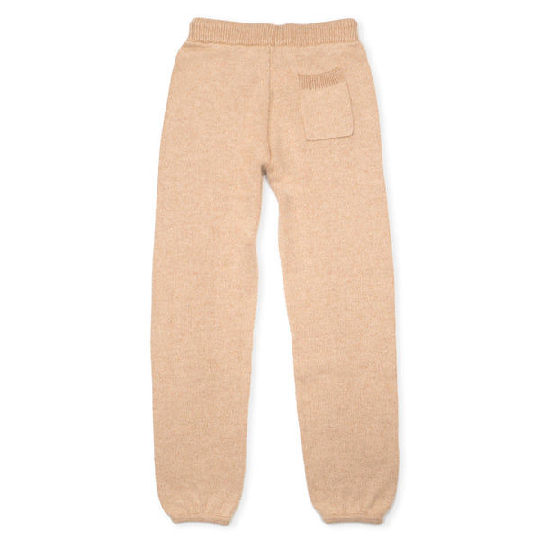 Two Tone Cashmere Sweatpants