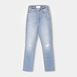The Button Fly Dazzler Ankle Jean