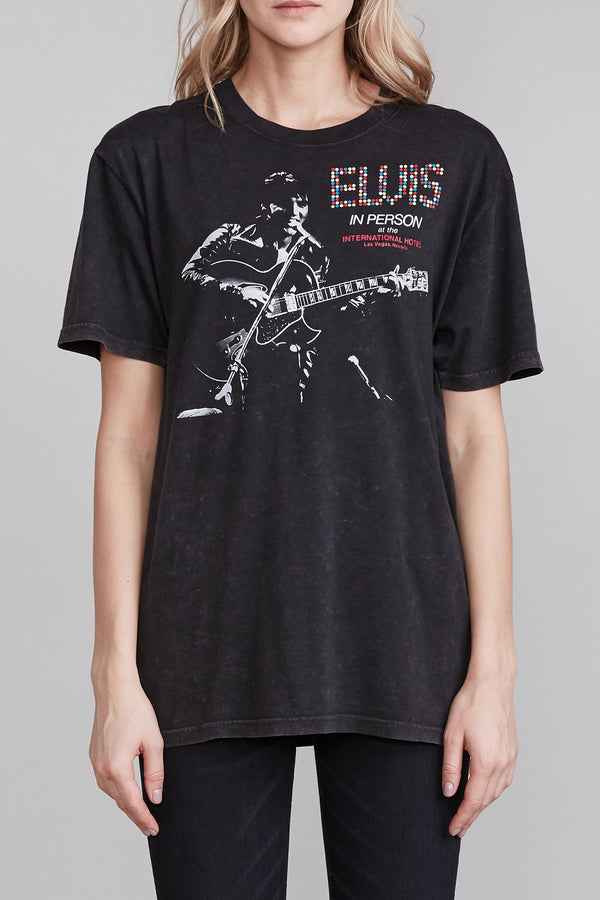 Elvis In Person Curtis Tee