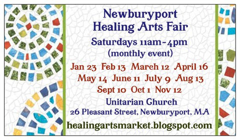 Newburyport Healing Arts Fair