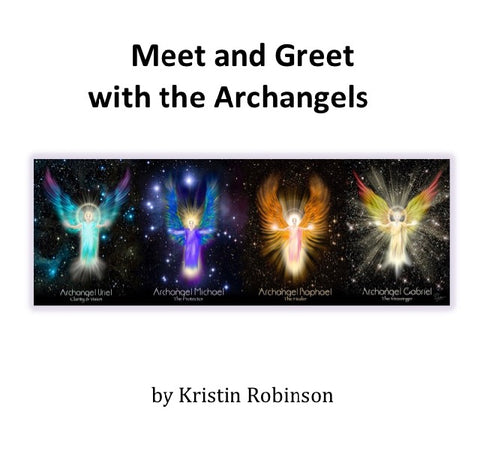 Meet and Greet with the Archangels