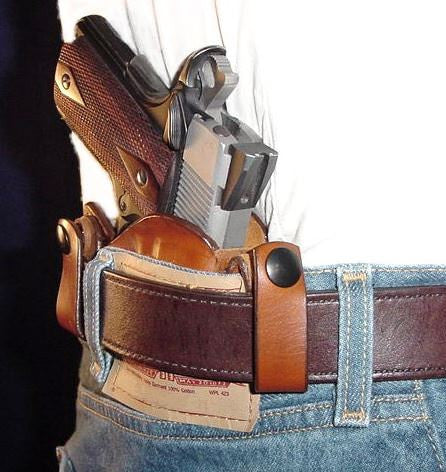 13 Concealed Carry Handgun Methods of Carry [POLL]