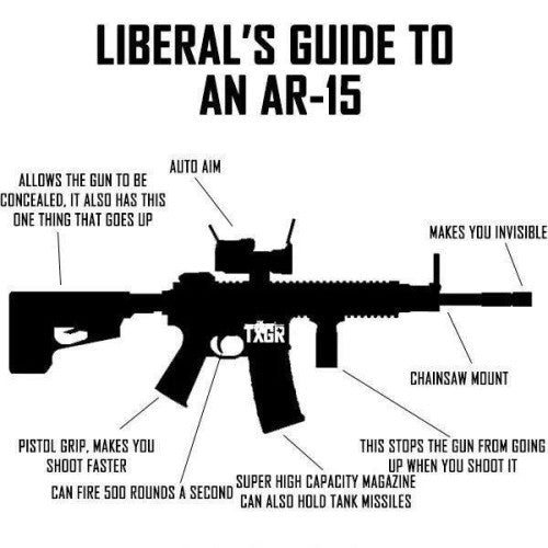 What if the Media Actually Told the Truth About the AR-15?