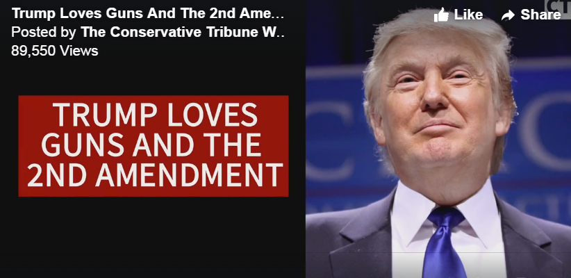 Trump Releases His Plan for 2nd Amendment - Leaves Millions Furious?