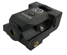 Ultra-Compact Rechargeable Green Dot Laser for 20mm Rail Mount