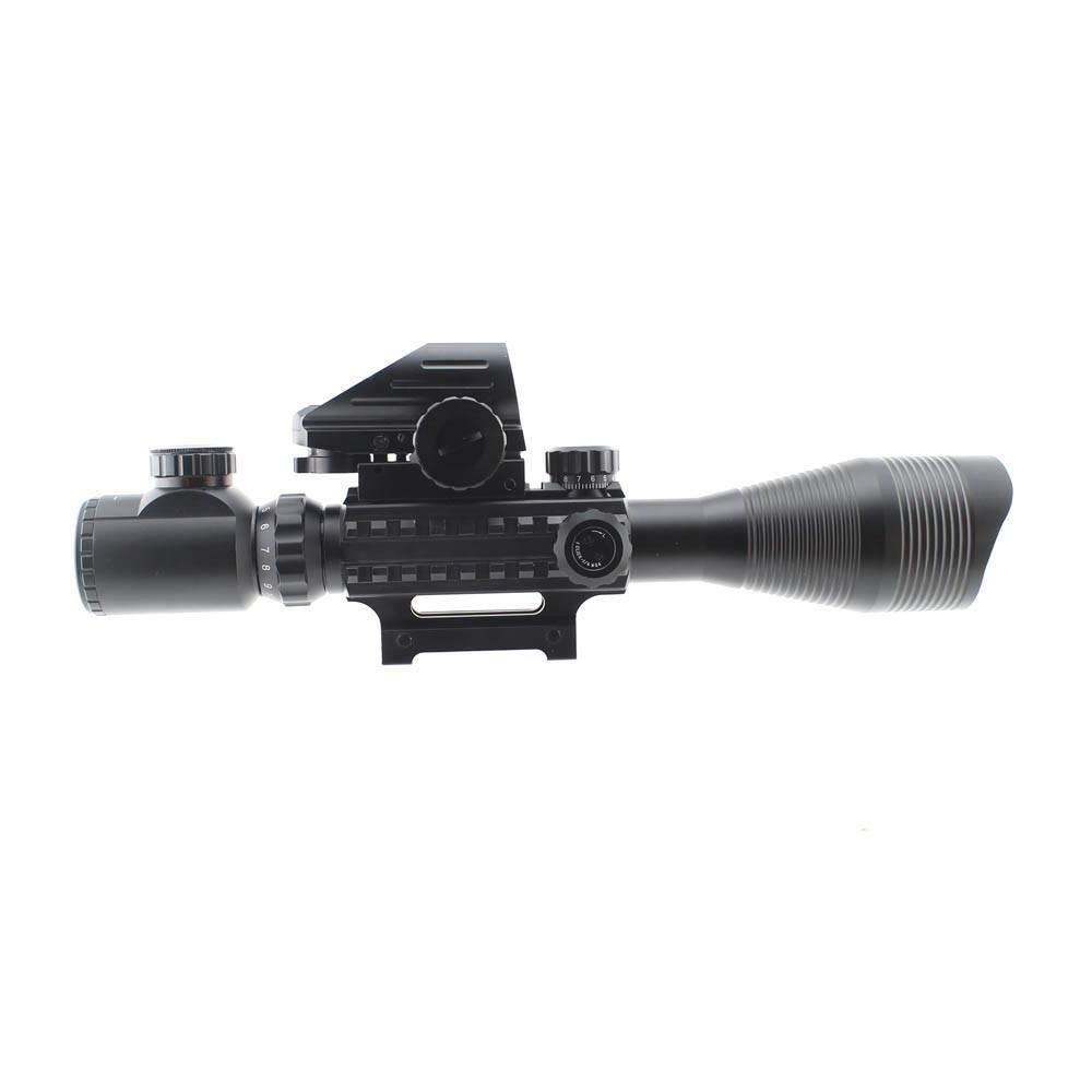 The Performance 5 Piece Package with 4-12x50 Illuminated Scope