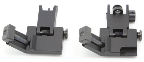 Image of Flip Up Front and Rear 45 Degree Offset Sights