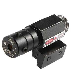 Tactical Red Laser With Picatinny Mount