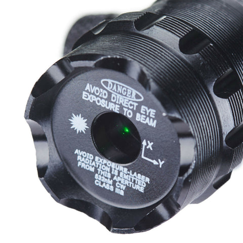 Image of Green Laser Sight Adjustable with Mounts and Pressure Switch