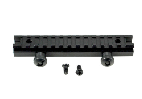 Image of Picatinny Low Profile Scope Riser Mount - 1/2 inch