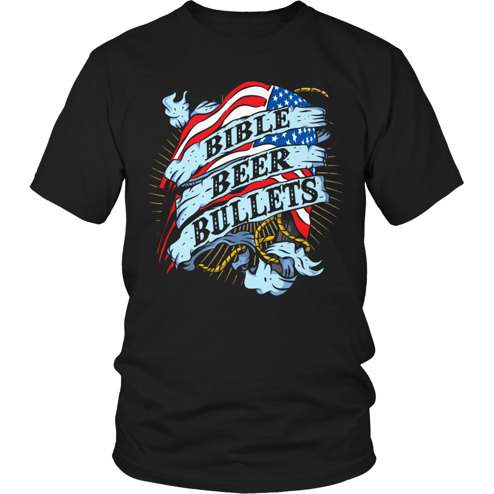 Limited Edition - Bible Beer Bullets